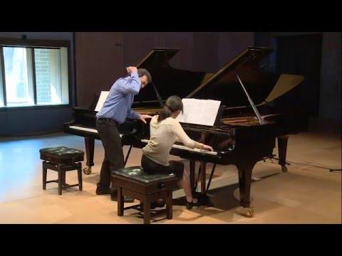 György Ligeti: Musica ricercata No. 5 (Masterclass excerpt)