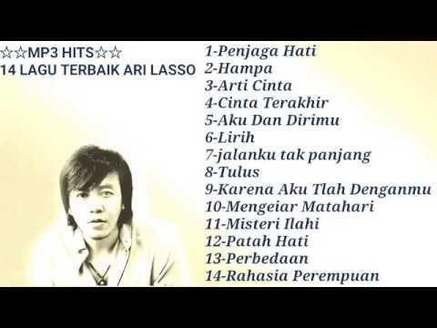 Lagu ARI LASSO Full Album Koleksi Terbaik & Populer Sepanjang Masa