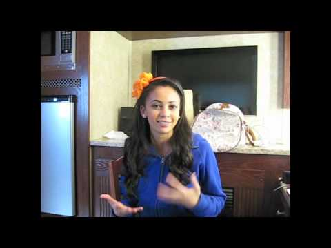 VANESSA MORGAN On her Geek Charming Character!