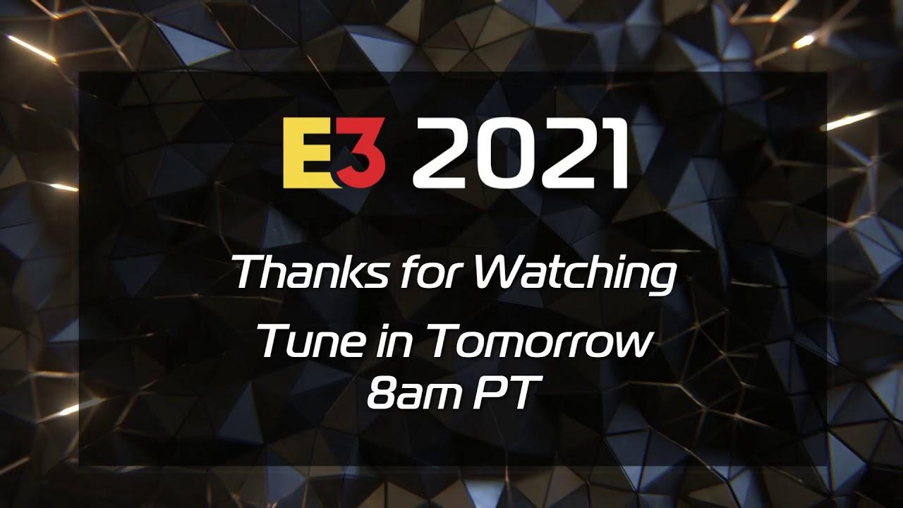 Download E3 2021 - Day 2