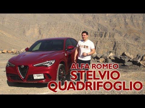 Alfa Romeo Stelvio Quadrifoglio: Condimentat de Ferrari - Cavaleria.ro