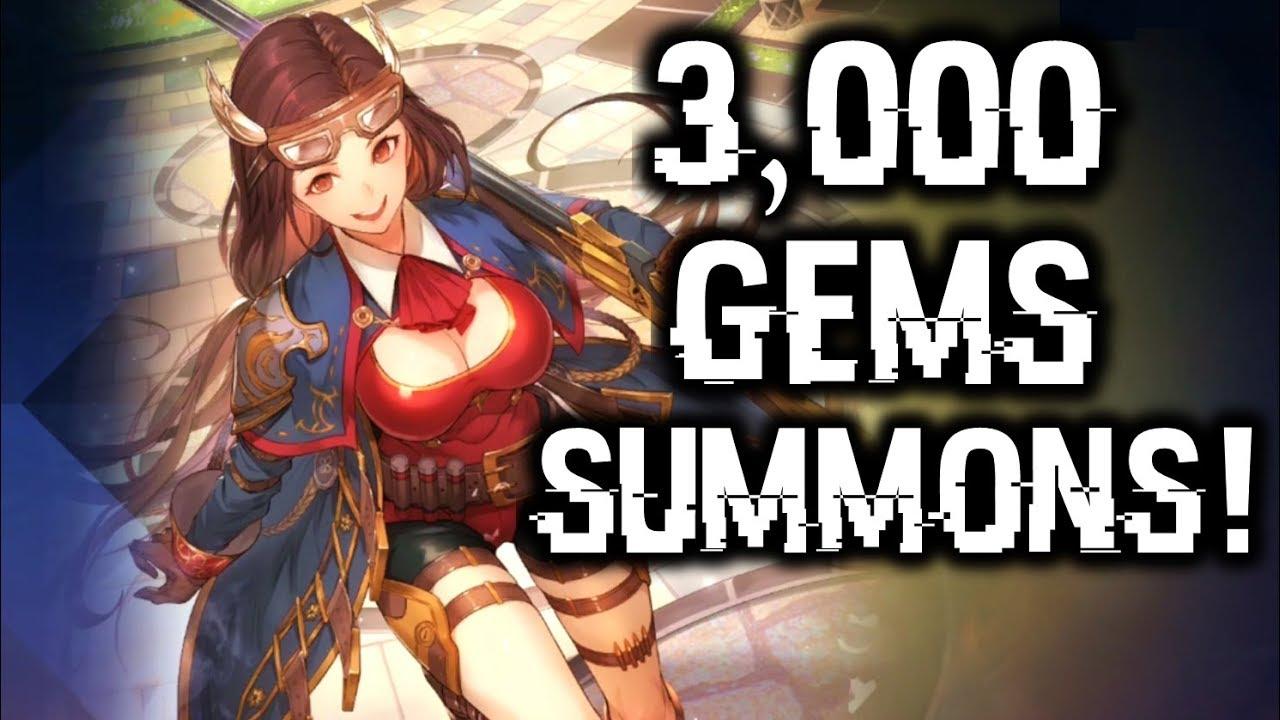 Overhit - 3,000 Gems Summons!!! - Thủ thuật máy tính - Chia sẽ kinh