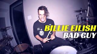 Billie Eilish - Bad Guy | Matt McGuire Drum Cover