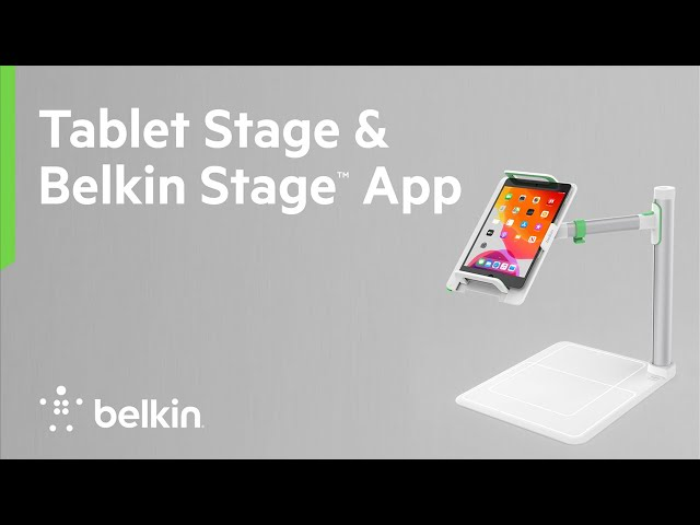 Tablet Stage