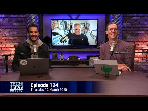 Apple Hardware Leak Palooza - Tech News Weekly 124