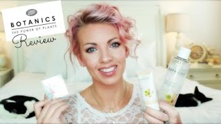 ♡ Boots Botanics Review ♡