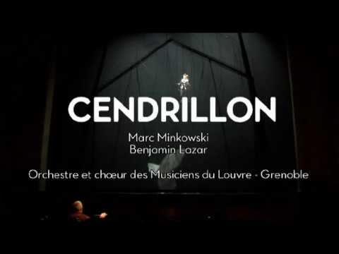 Cendrillon à l'Opéra Comique_Bande annonce