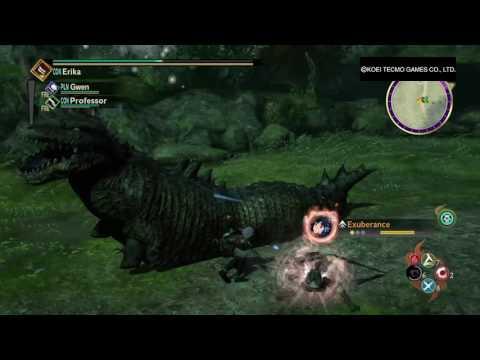 Toukiden 2 - La mission avec Gwen