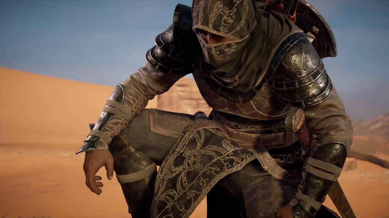 Assassin S Creed Origin Is Live With Bayek Of Siwa Youtube
