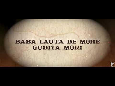 Manzoor-e-Khuda Full Song with Lyrics - Thugs Of Hindostan - Ajay-Atul - Amitabh Bhattacharya