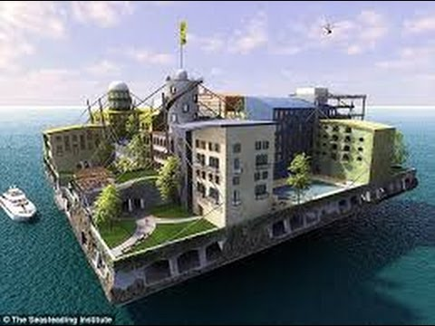 The First Incredible Eco-Friendly Floating City in The WORLD | Full Documentary