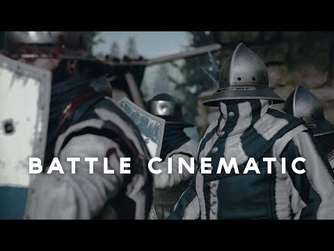 Mordhau Battle Cinematic | Clip