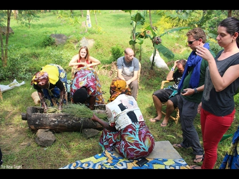 RED ROCKS RWANDA: ANCIENT  NATURAL LIFE, YET 'VIBRANT'