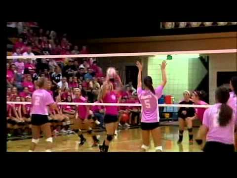 Dig Pink Night at Delphi Community High School