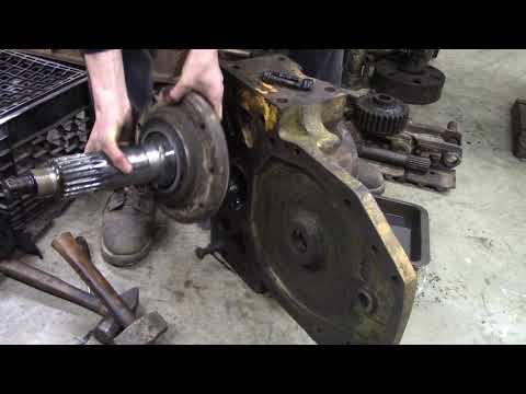 John Deere 350B Final Drive Disassembly YouTube