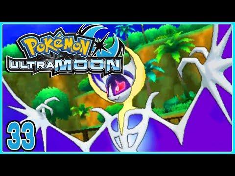 Pokemon Ultra Moon Part 33 Capturing Lunala ( Nebby ) Gameplay Walkthrough ( Pokemon Ultra Moon )