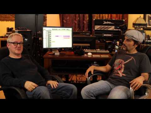 BAE vs Vintage Neve Comparison And Demo With Tim Pierce - Studio Recording