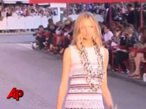 Chanel Goes Cruising In St. Tropez