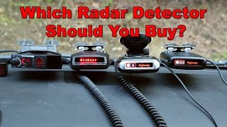 Which Radar Detector Should You Buy? Best RD
