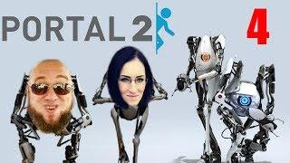 Portal 2 Co-op z Judytą #4