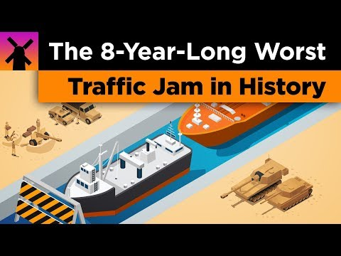 Maddox - The 8-Year Long Worst Traffic Jam In History!
