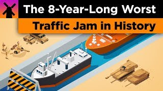The 8-Year Long Worst Traffic Jam in History