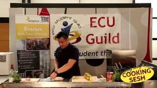 Chicken Roulade With Pamesan Gnocchi - With Steven Peh