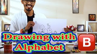 """Learn How To Draw A Rabbit And A Beetle 