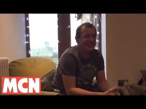 John McGuinness catch up   Interviews   Motorcyclenews.com