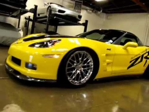 2009 corvette zr1 for sale in san francisco youtube. Black Bedroom Furniture Sets. Home Design Ideas