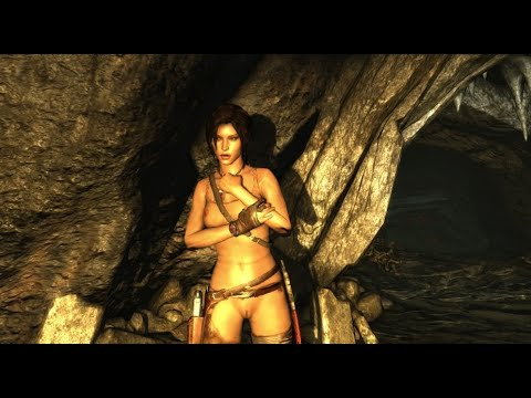 Download Tomb Raider 2013 Nude mod by ATL BLUE BLOOD v 3.7 2020 SHAVED