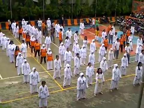 Menerima Melatih Karate secara Private atau Institusi di Jakarta, Hubungi 0813-1838-1838..