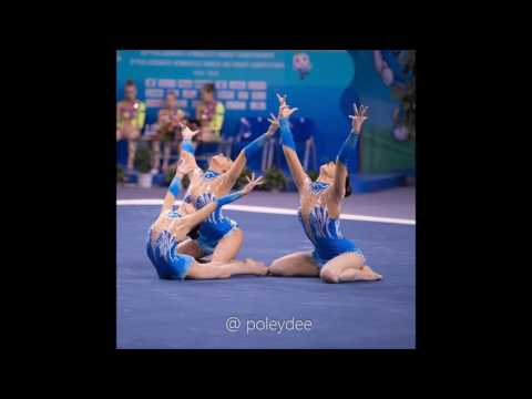 Acrobatic Gymnastic Music  Tears