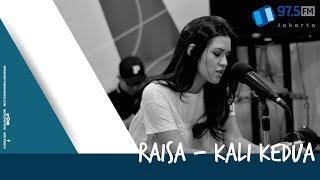 Gambar cover @Raisa6690 - KALI KEDUA   LIVE AT  @MOTION975FM