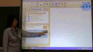 ORT SMART BOARD course 1(The first lesson