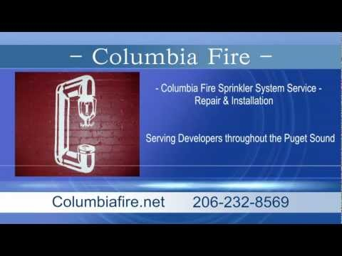 Columbia Fire Completed Projects