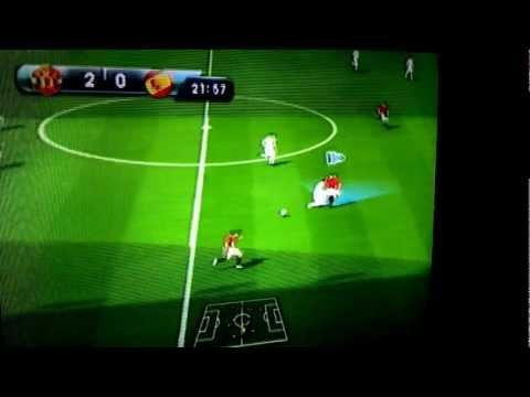FIFA 12 Wii walkthrough