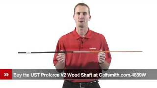 UST Mamiya Proforce V2 Wood Shaft Review