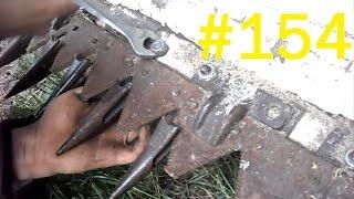 154# Życie zwyczajnego rolnika - Sposób na bagnety do kombajnów zbożowych