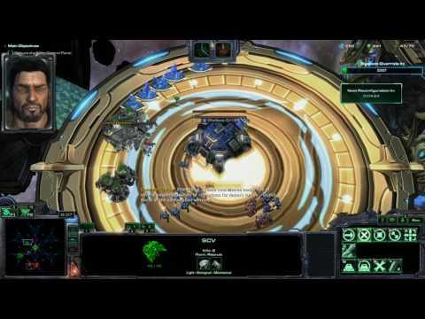 StarCraft 2 Co-op: RTC 2017 - On the Clock (Pre-Deadline)