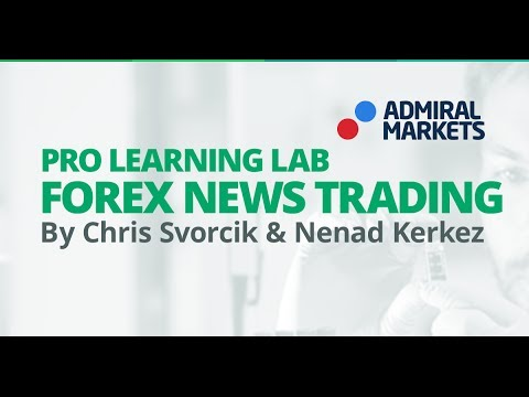 Pro Learning Lab: Forex News Trading