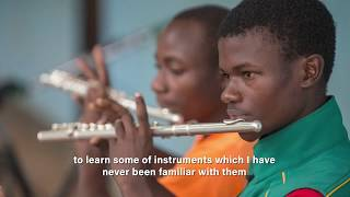Because Music Matters: What Music Means to our Students