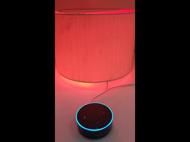 Mansaa Smart Light control with Amazon Alexa