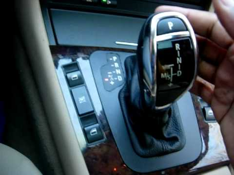 Upgrading Your Prefacelift Bmw E46 To Have A Dct Steptronic Knob And