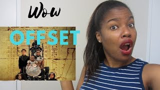 Offset- Father of 4 (REACTION/ REVIEW)