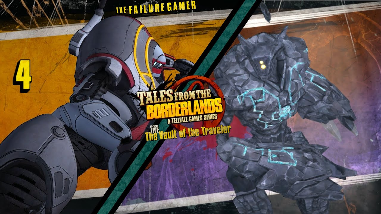 Tales from the Borderlands: The Vault of the Traveler - Episode 4 ...