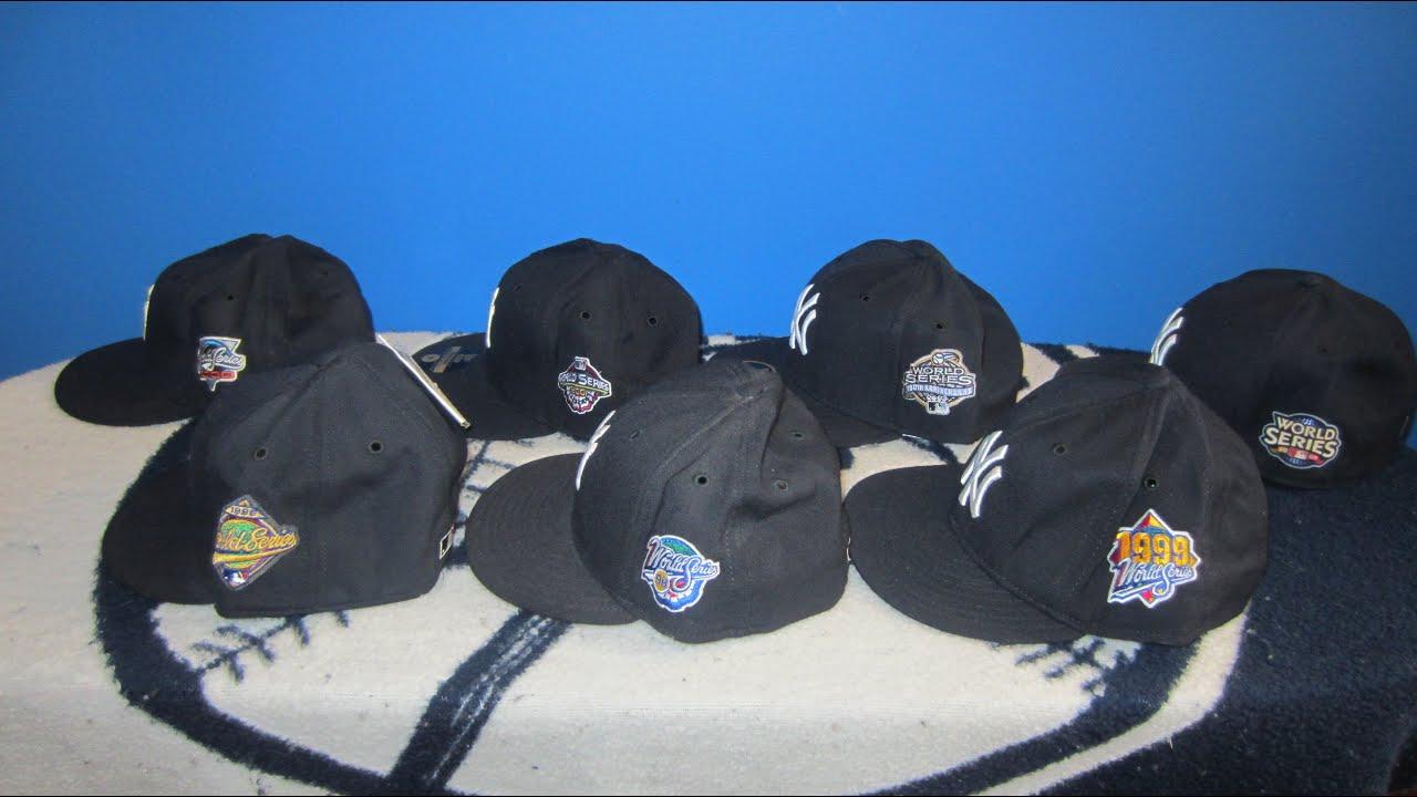 more photos 62e7f 8d460 Cap of the Week  World Series Logos