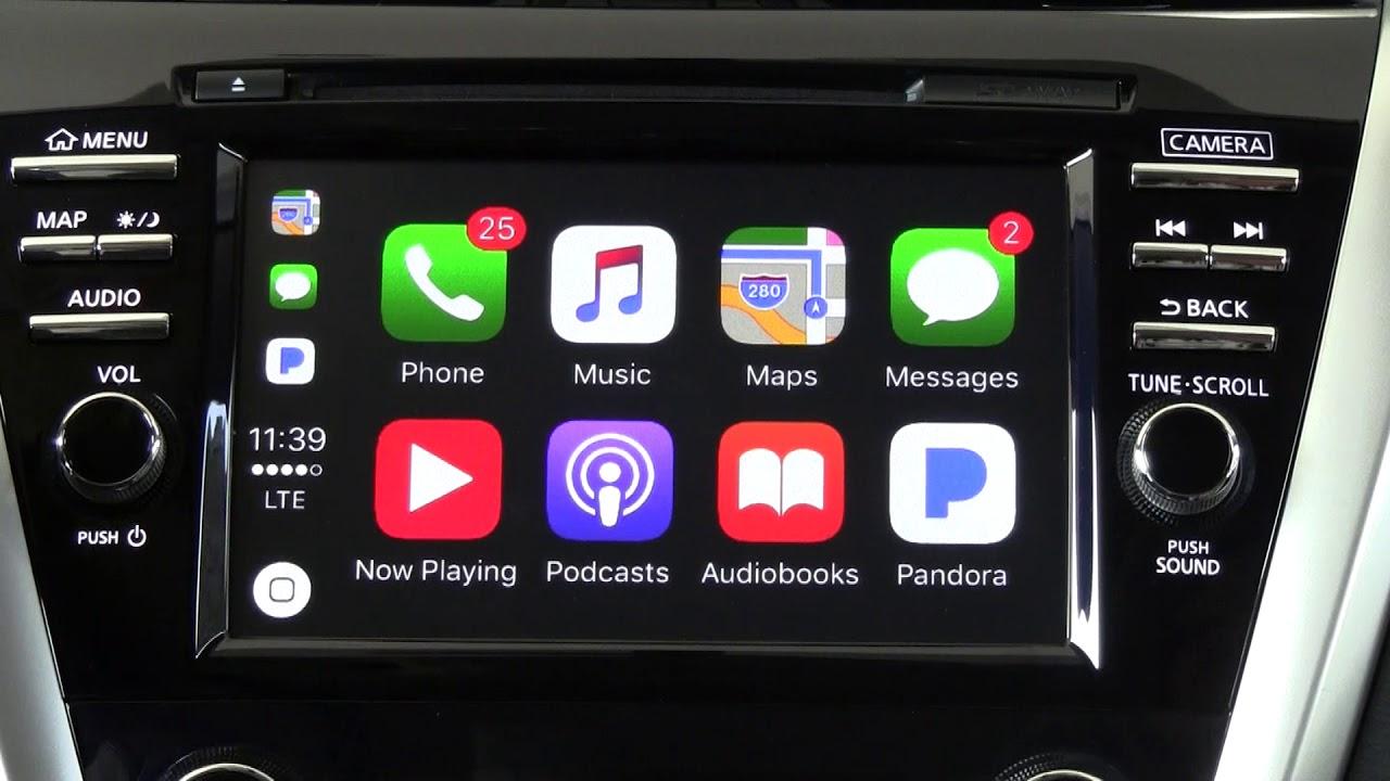 Apple CarPlay Tutorial for the 2017 BMW X5 - YouTube