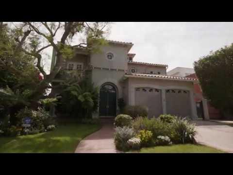 4K Premium Real Estate Video of 16th Street Santa Monica Property