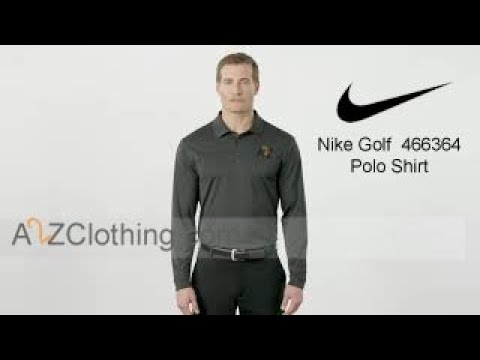 Nike Golf 466364 Mens Dri FIT Stretch Tech Polo Shirt With Custom Embroidery A2ZClothing.com